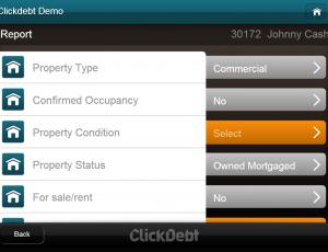 Clickdebt App