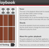 Guitar Playbook